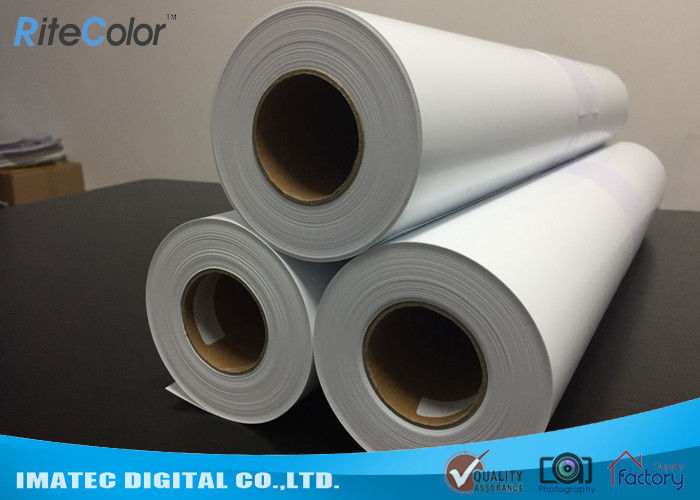 Water Resistant Pre - Press Inkjet Photo Paper / Proofing Paper For Epson Pigment Inks