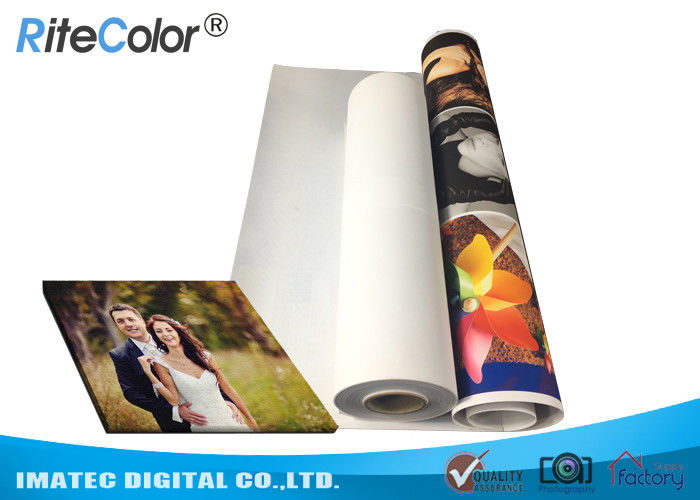 380gsm Matte Solvent Based Inkjet Ink / Solvent Printing Ink For Large Format Inkjet Printer