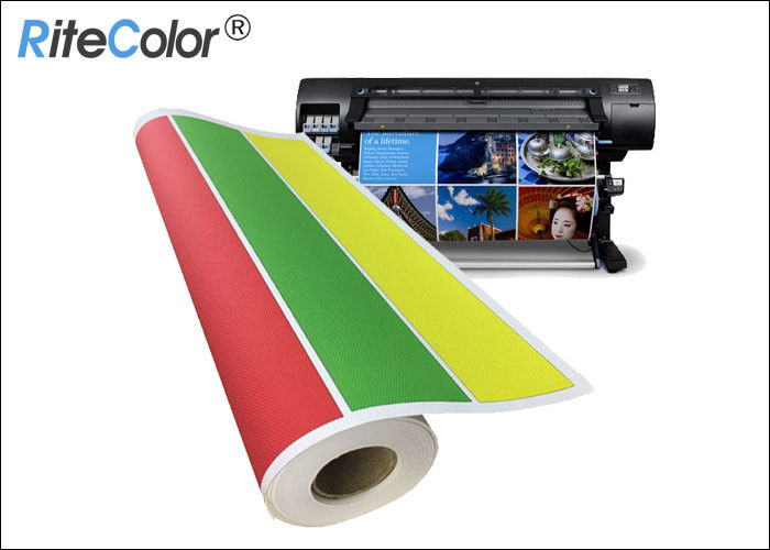 A1 A0 Matte Polyester Canvas Rolls 260gsm For Inkjet Printable
